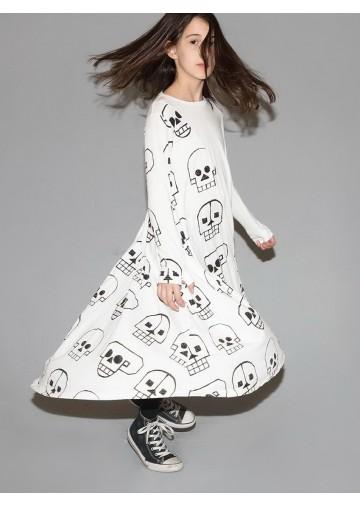 Skull Robot 360 Dress