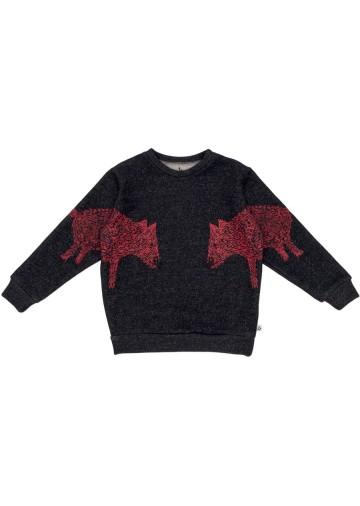 Wolf Sweater
