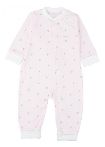 Mini Bunny Baby Overall