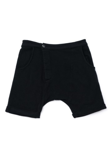 Terry Roll-up Shorts